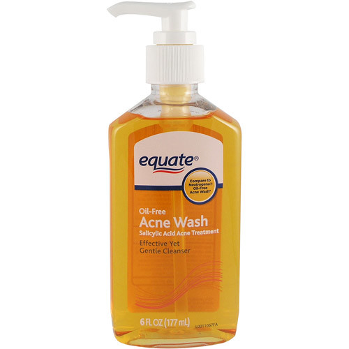 Equate: Oil Free Acne Wash, 6 fl oz