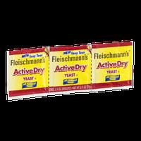 Fleischmann's Active Dry Yeast - 3 CT