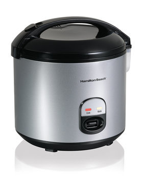 Hamilton Beach 20-Cup Rice Cooker & Food Steamer