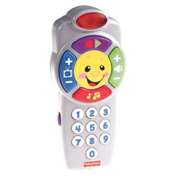 Fisher-Price Laugh and Learn Click 'n Learn Remote