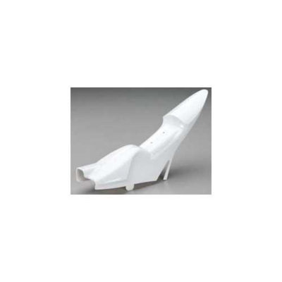 Duratrax Body Upper White DXR500