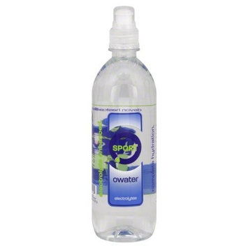 OWater Sport Water, Sport Top, 2-Ounce (Pack of 12)