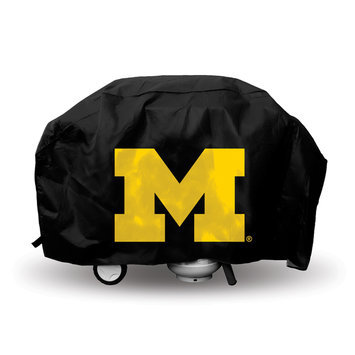 Rico Michigan Wolverines Deluxe Grill Cover