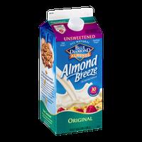 Blue Diamond Almonds® Almond Breeze® Unsweetened Original Almondmilk