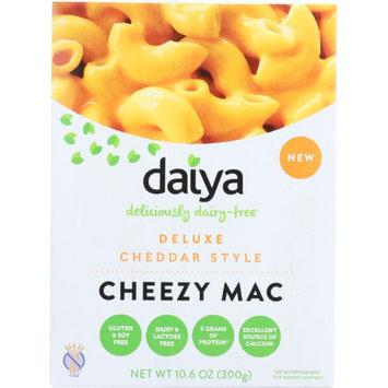 Daiya Foods Inc CHEEZY MAC DLX, CHEDDAR, DF, (Pack of 8)
