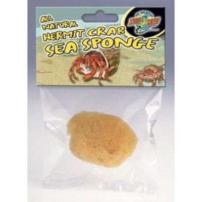 Mojetto Zoo Med Laboratories SZMHS10 Hermit Crab Sea Sponge