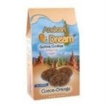 Andean Dream, Quinoa Cookies, Cocoa-Orange, 7 oz (198 g)