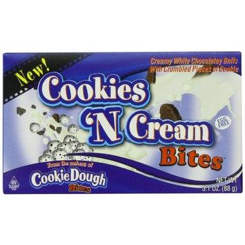 Taste Of Nature Cookies N Cream Bites Cookies N Cream Bitez, 3.1-Ounce Boxes (Pack of 30)