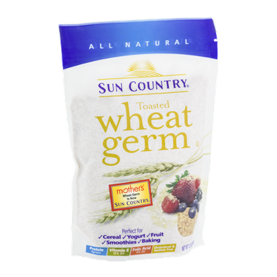 Sun Country Toasted Wheat Germ