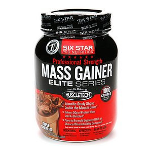 Six Star Professional Strength Mass Gainer Elite Series