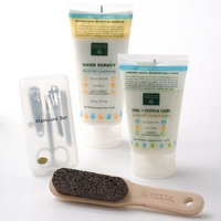 Earth Therapeutics Manicure Essentials Kit, 4 Pc