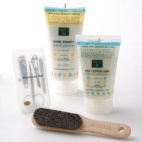 Earth Therapeutics Manicure Essentials Kit, 4 Pc