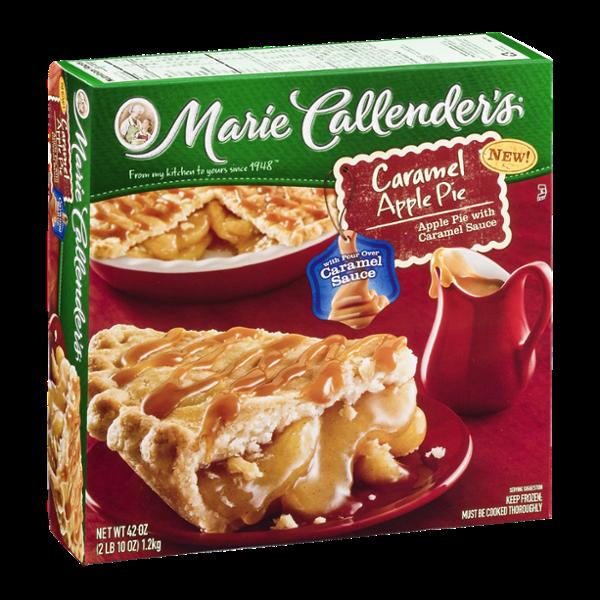 Marie Callender's Caramel Apple Pie