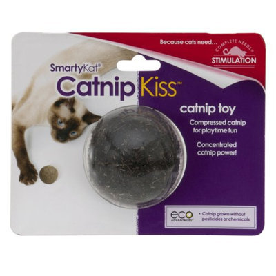 SmartyKat Catnip Kiss Toy