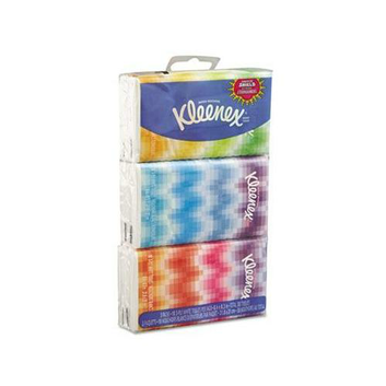 KIMBERLY CLARK Kleenex Facial Tissue Pocket Packs