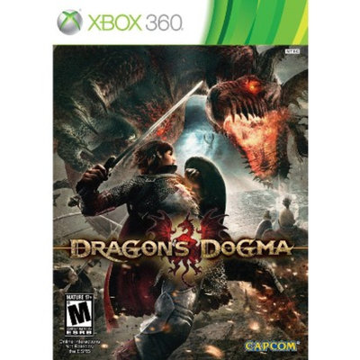 Capcom USA Dragon's Dogma (XBOX 360)