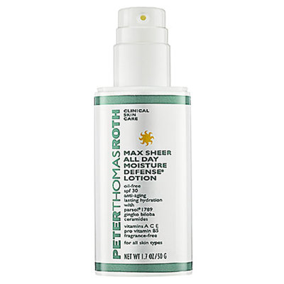 Peter Thomas Roth Max Sheer All Day Defense Moisture Lotion - SPF 30 1.7 oz