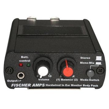 Fischer Amps 001100 Fischer Amps Hard-wired In Ear Body Pack Headphone Amplifier 001100