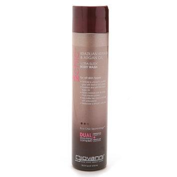 Giovanni 2chic Brazilian Keratin & Argan Oil Ultra-Sleek Body Wash