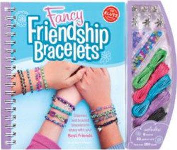 Klutz Fancy Friendship Bracelets Book Kit