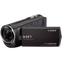 Sony HDR-CX230/B Black Handycam Camcorder, 2.7