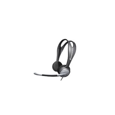Sennheiser Electronic PC 131 over-the-head double-sided Headset