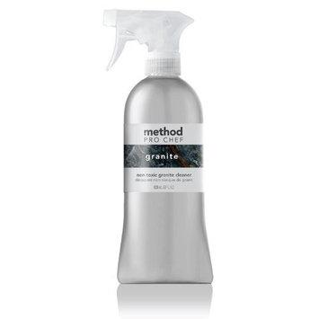 method pro chef granite cleaner