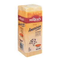 Miller's Cheese American Slices