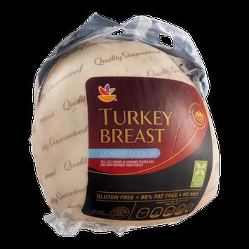 Ahold Turkey Breast Lower Sodium