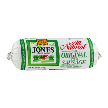 Jones Dairy Farm All Natural Original Pork Sausage