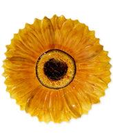 Certified International 52159 Tuscan Sunflower 3-D Sunflower Platter: