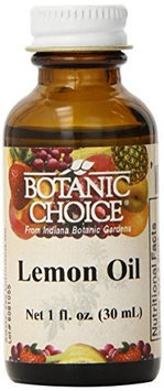 Botanic Choice Lemon Essential Oil 1 oz