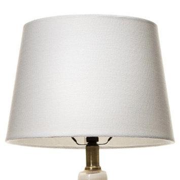 Threshold Linen Lamp Shade - True White Small