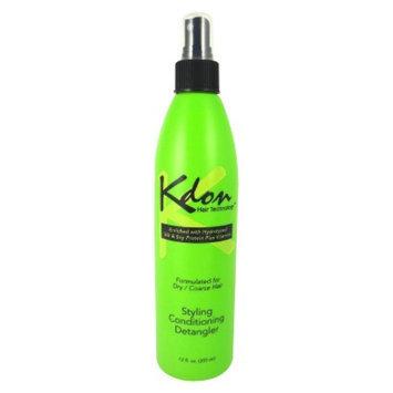 Spin It Like A Pro KDon Hair Technology Styling Detangler Spray - 12oz