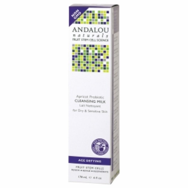 Andalou Naturals Probiotic Cleansing Milk