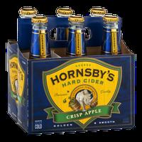 Hornsby's Hard Cider Crisp Apple - 6 PK
