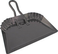Mintcraft Pro DL-5004 Dust Pan 12 in. Black Finish