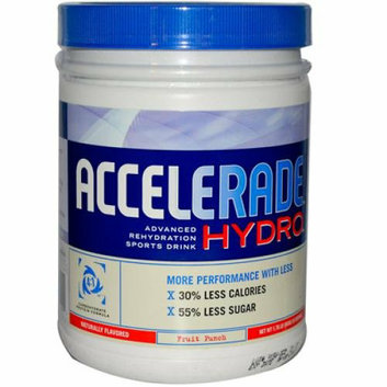 Endurox Accelerade Hydro Advanced Rehydration Sports Drink Fruit Punch 50 Servings