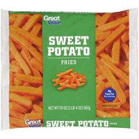 Great Value Sweet Potato Fries, 20 oz