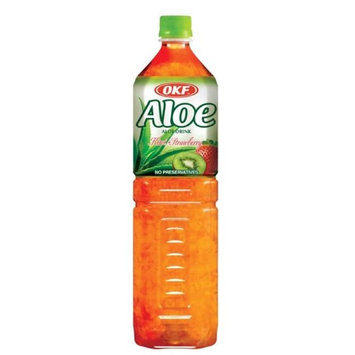 OKF AVS370 Aloe Standard Kiwi Strawberry 500 ml. - Case of 20