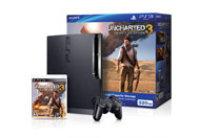 PlayStation 3 320GB + Uncharted 3: Drake's Deception Bundle