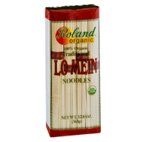 Roland Organic Traditional Lo Mein Noodles