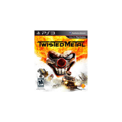 Sony Computer Entertainment America Twisted Metal