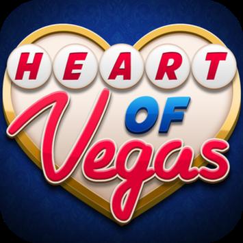 Heart of Vegas: Play Free Casino Slots!