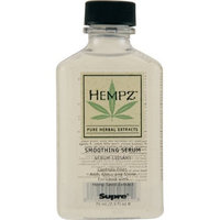 Hempz Pure Herbal Extracts Smoothing Serum, 2.5 fl oz (75 ml)