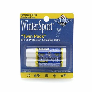All Terrain WinterSport Protection & Healing Lip Balm