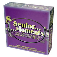 TDC Games Senior Moments Board Game Ages 16+