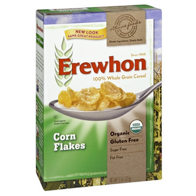 Attune Foods Erewhon Organic Corn Flakes 100% Whole Grain Cereal