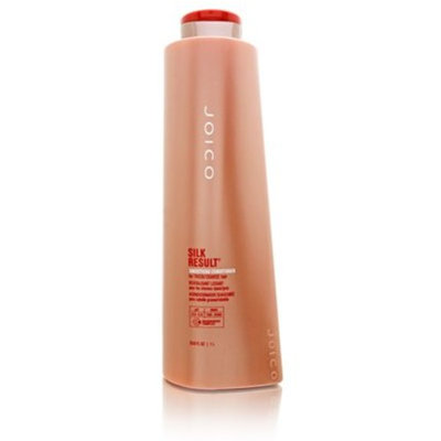 Joico Silk Result Smoothing Conditioner for Thick and Coarse Hair for Unisex, 33.8 Ounce