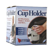 Jobar The Aftermarket Group Universal Cup Holder for Walkers and Wheelchairs